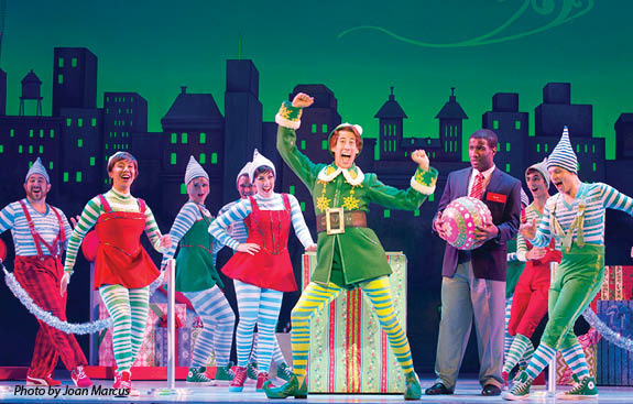 Elf - The Musical at Grand Rapids Civic Theatre
