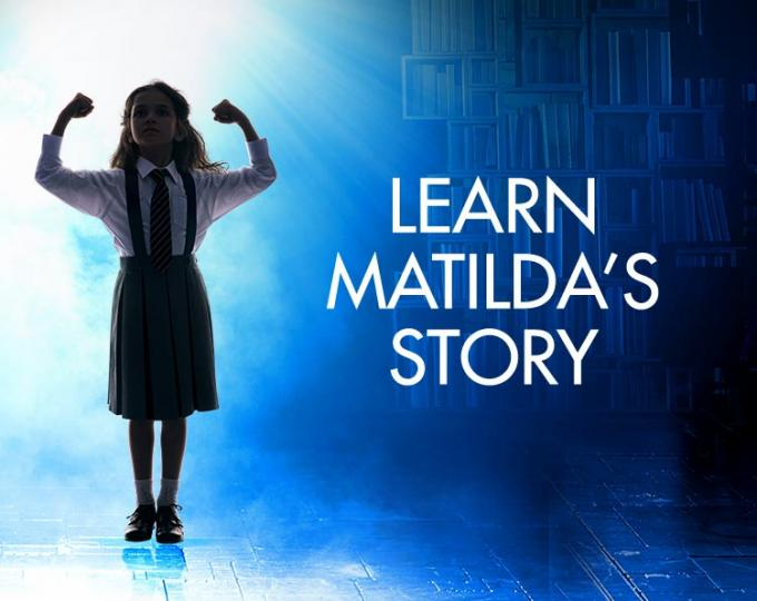 Matilda - The Musical [CANCELLED] at Grand Rapids Civic Theatre